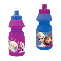 Cantimplora de Frozen colores surtidos de 360 ml