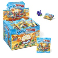 SuperThings Power machines serie 7 en caja - 50 unidades