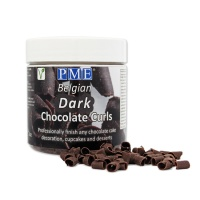 Chocolate negro en virutas de 85 g - PME