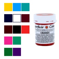 Colorante liposoluble para chocolate de 35 g - Sugarflair