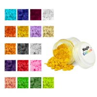 Colorante en polvo brillante de 8 ml - Magic Colours